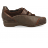 DELICATE FEET WOMEN SHOES, KIEW B3 BROWN