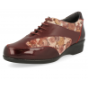COMFORT WOMEN SHOES, 13 BURGUNDY