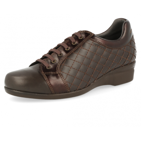 DELICATE FEET WOMEN SHOES, TAFALLA 02 BROWN