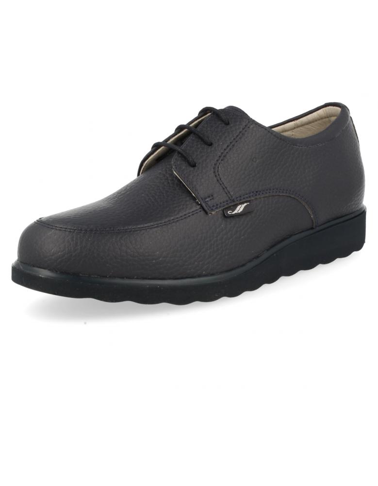 Plantilla Zapatos Trabajo Y Para De Serena Anchas Azul Cómodos Muy z5nqCtw
