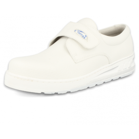 SANITARY COMFORT CLOGS, MEDIC VELCRO 03 WHITE