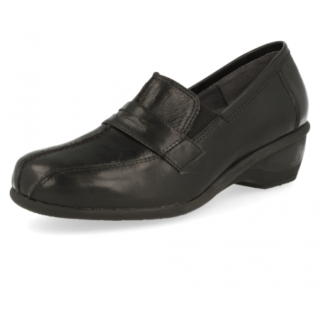 COMFORT MEN SHOES, 01 BLACK