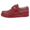 PROFESSIONAL COMFORT CLOGS, VELCRO 10 RED