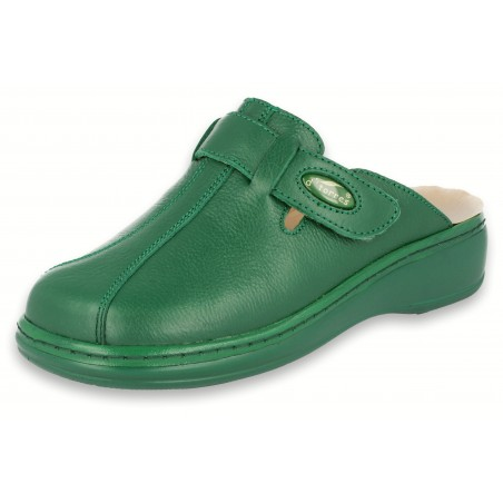 PROFESSIONAL COMFORT CLOGS, MASTER PLUS 05 GREEN