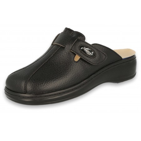 PROFESSIONAL COMFORT CLOGS, MASTER PLUS 01 BLACK