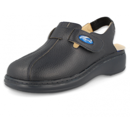 PROFESSIONAL COMFORT CLOGS, PLUS STRIP 04 NAVY