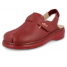 PROFESSIONAL COMFORT CLOGS, MASTER PLUS STRIP 10 RED
