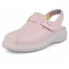 PROFESSIONAL COMFORT CLOGS WITH, MASTER PLUS  STRIP 71 LILAC