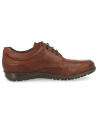 COMFORTABLE MEN'S SHOE, ALONSO 19 02 BROWN