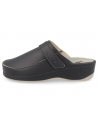 LADY COMFORTABLE CLOGS, MASTER SOFT 04 NAVY