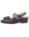 DELICATE FEET LADIES SANDALS, ANIA 04 BLUE