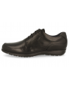 COMFORTABLE MEN'S SHOE, ALONSO 19 01 Black