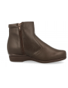 LADY BOOT SAPPORO 02 BROWN