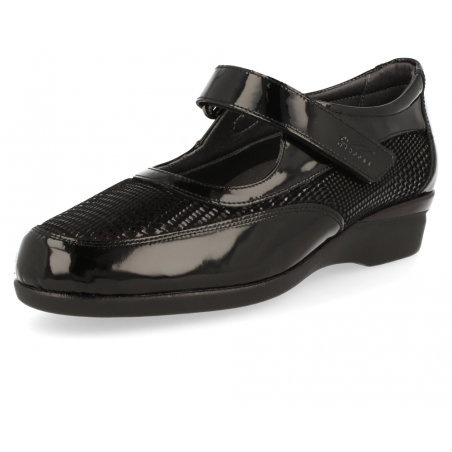 COMFORT WOMEN SHOES, BREMEN A1 BLACK