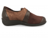 COMFORT WOMEN SHOES, BERTA E2 BROWN